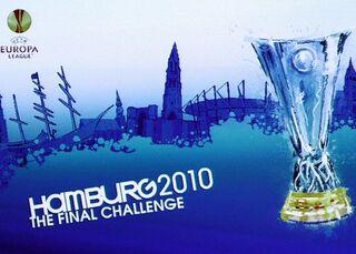 Europa league 2010