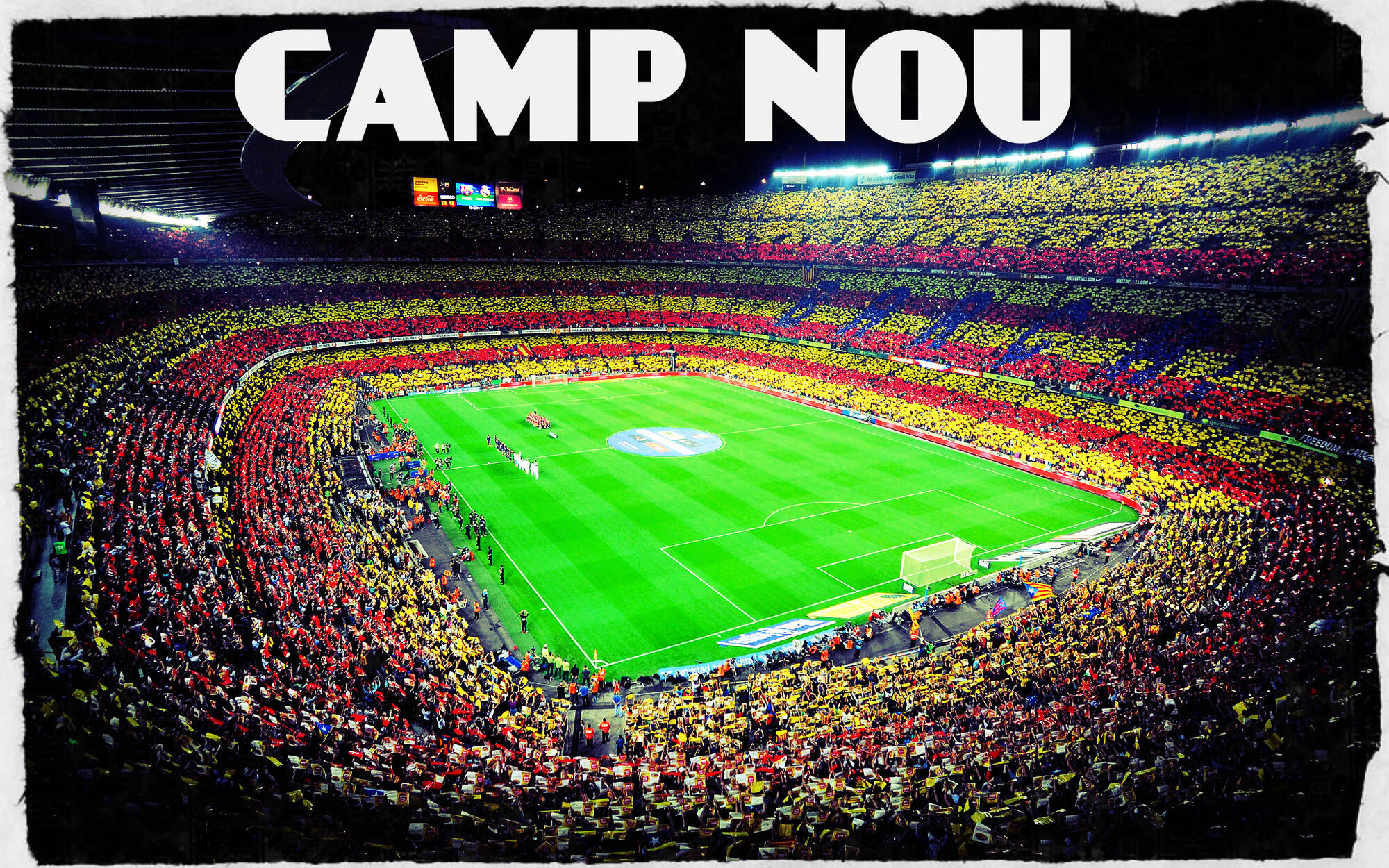Image - FC Barcelona Camp Nou Wallpaper 001