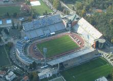 Maksimirski stadion Zagreb