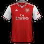 Arsenal 2019-20 home