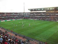 Estadio Nuevo Los Cármenes, March 2012