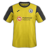 Edinburgh City 2016-17 away