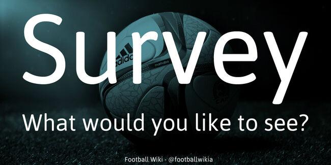 Football Wiki Survey