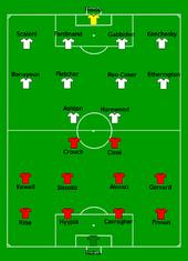 Liverpool vs West Ham 2006-05-13