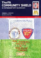 2005 FA Community Shield programme
