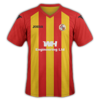 Tilbury 2016–17 away