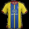 Crystal Palace 2013–14 third