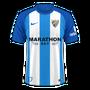 Málaga 2017-18 home