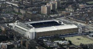 Tottenham Hotspur White Hart Lane 002