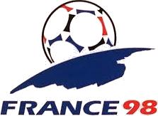"""Résultat de recherche d'images pour """"france world cup 98 logo"""""""
