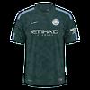 Manchester City 2017-18 third