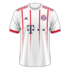 Bayern Munich 2017-18 third