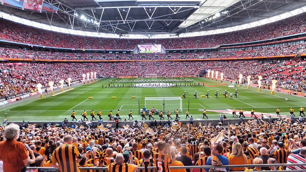 2018 fa cup final football wiki fandom powered by wikia fa cup final 2014 wembley stadium sciox Gallery