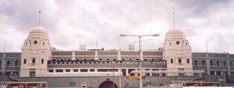 Old Wembley Stadium (external view)