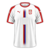 Serbia 2018 Away