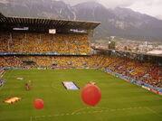 Spain vs Sweden, Euro 2008 01