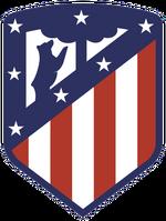 Atletico Madrid new badge 2017