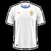 Uruguay 2018 Away
