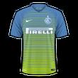 Inter Milan 2016–17 third