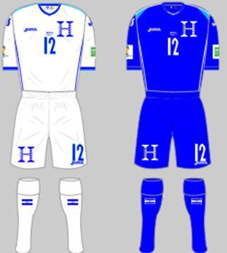 image honduras kit fifa world cup 2014jpg football