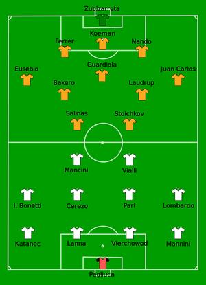 FC Barcelona-Sampdoria 1992-05-20