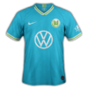 Wolfsburg 2019-20 away