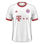 Bayern Munich 2016–17 third