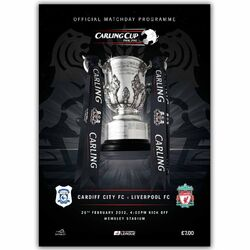 2012 League Cup cover