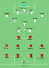 CZE-GER 1996-06-30