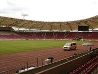 Gottlieb-Daimler-Stadion Stuttgart innen