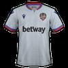 Levante 2019-20 third
