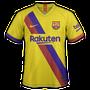 Barcelona 2019-20 away