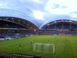 John Smith's Stadium