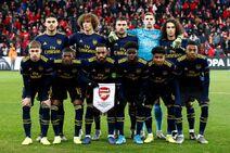 Standard Liège v Arsenal (Europa League 2019-20).2