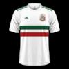 Mexico 2018 Away