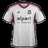 West Ham United 2013–14 away