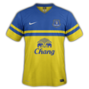 Everton 2013–14 away