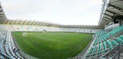 Germán Becker Stadium - Temuco - Interior Panoramic View