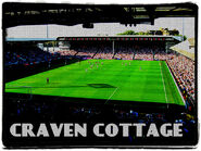 Fulham Craven Cottage Wallpaper 001