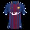 Barcelona 2017-18 home