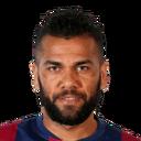 FC Barcelona D. Alves 001