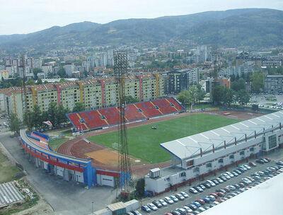 Gradski stadion Banja Luka, Septembre 2012.jpg