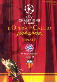 Champions League Final 2001