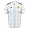 Argentina 2018 Home