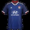 Lyon 2019-20 away