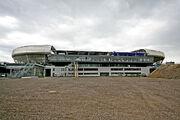 Hypo Group Arena - Westansicht