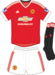 Manchester United F.C. 2015-16 home