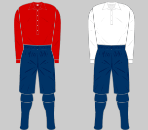 Woolwich Arsenal Kit 1894-96