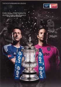 2010 FA Cup Final programme