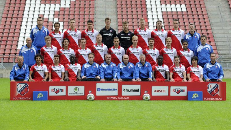 Fc Utrecht Team  Jpg